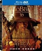 【停看聽音響唱片】【BD】哈比人:意外旅程3D+2D