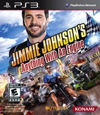 PS3 吉米約翰的超級引擎(美版代購)