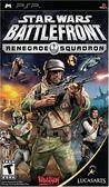 PSP Star Wars Battlefront: Renegade Squadron 星際大戰前線:叛徒中隊(美版代購)