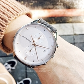PAUL HEWITT德國工藝Chrono Line英倫時尚紳士計時腕錶PH-C-S-W-51M公司貨