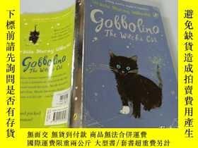 二手書博民逛書店Gobbolino罕見the Witch s Cat:妖精女巫的貓Y200392