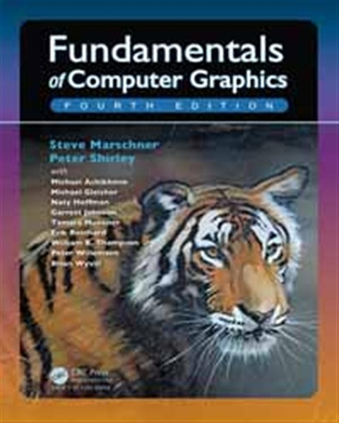 (二手書)FUNDAMENTALS OF COMPUTER GRAPHICS 4/E
