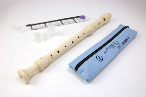 【敦煌樂器】YAMAHA YRA-28BIII 中音直笛 日本製造