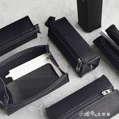 筆袋日式簡約男復古創意中學生鉛筆盒女多功能大容量無印文具袋 小確幸生活館