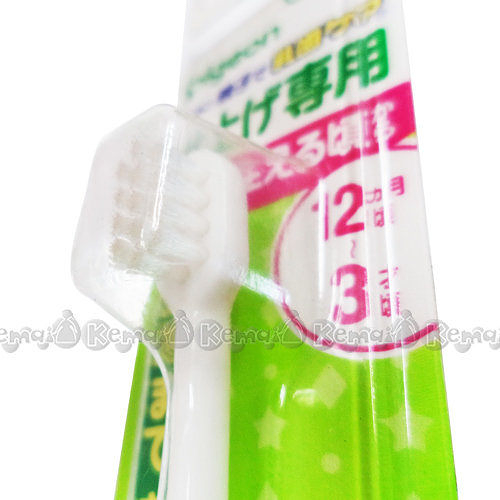 【奇買親子購物網】貝親PIGEON幼兒抗菌牙刷(1階段/2階段)