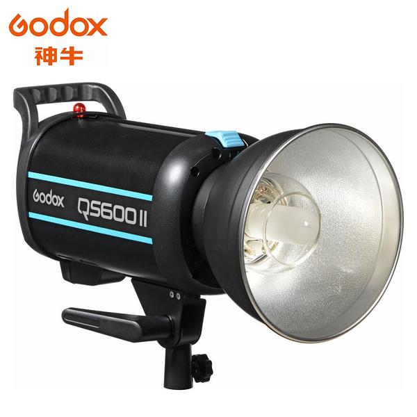 ◎相機專家◎ Godox 神牛 Quicker QS600II 閃客110V 高速回電 棚燈 閃燈 攝影燈 X1 公司貨