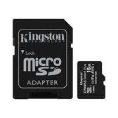 新風尚潮流 【SDCS2/16GB】 金士頓 記憶卡 16G Micro-SDHC A1 讀100MB/s 手機可用