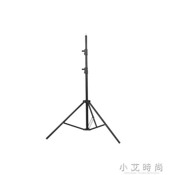攝影棚柔光箱 2米燈架套裝主播補光燈手機快手直播美顏攝影燈套裝 小艾時尚NMS
