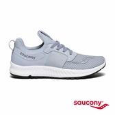 SAUCONY STRETCH & GO BREEZE 輕運動休閒女鞋-粉嫩藍