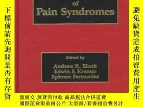 二手書博民逛書店Handbook罕見of Pain Syndromes: Biopsychosocial Perspectives