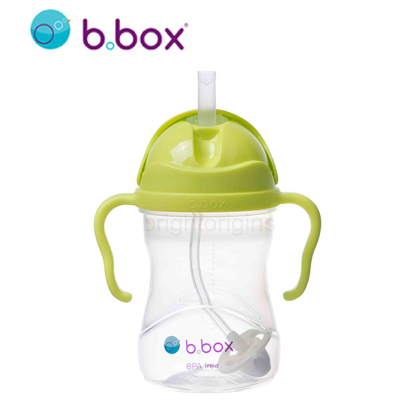 澳洲 b.box 升級版防漏水杯(波蘿綠)
