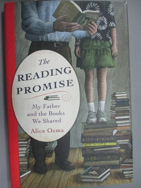 【書寶二手書T1/歷史_KEJ】The Reading Promise: My Father and the Books..._Ozma