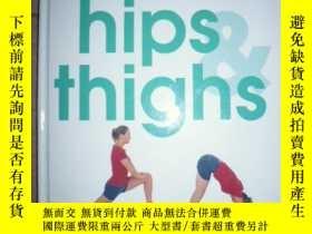 二手書博民逛書店tenminute罕見hips thighs(精裝英文原版 10