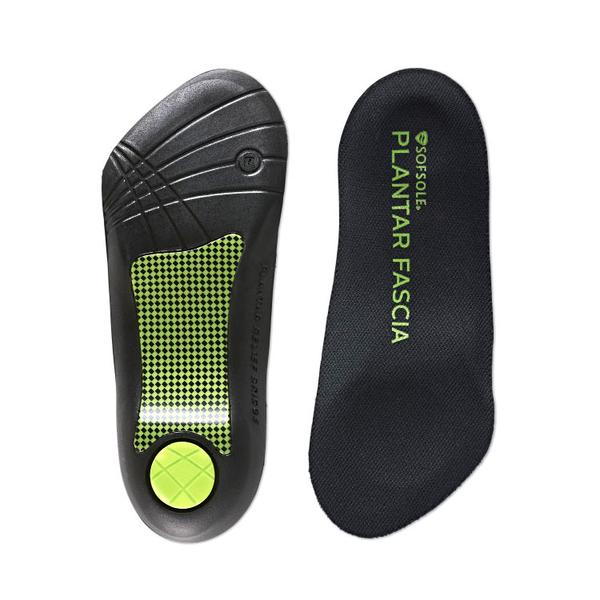 SOFSOLE 筋膜舒緩鞋墊 S1339 / 城市綠洲 (運動鞋墊 減震防滑 足弓支撐 腳跟支撐)