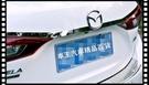 【車王小舖】馬自達3 Mazda 3 魂動 all new mazda3 2015年 全新馬3尾門飾條 尾標飾條