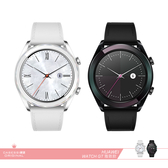 【送Band 3e藍芽手環+鋼保】HUAWEI 華為 WATCH GT 雅致款智慧型手錶