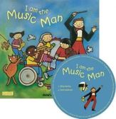 Classic Books With Holes:I Am The Music Man (With CD) 音樂超人 童謠洞洞CD故事書
