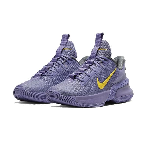 NIKE LeBron Ambassador 13 男款 籃球鞋 明星款 包覆 緩震 紫 CQ9329500