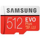 全新 SAMSUNG三星 EVO PLUS microSDHC UHS-I 512GB 記憶卡