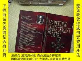 二手書博民逛書店Marketing罕見management in nepal 尼