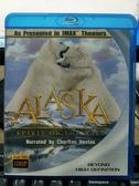影音專賣店-Q03-090-正版BD【阿拉斯加:野生動物的精神/ALASKA】-藍光影片(直購價)