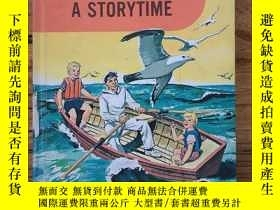 二手書博民逛書店Once罕見upon a storytime 《從前有一個故事》