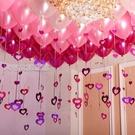 裝飾氣球氣球批發結婚房慶生日派對兒童氣球裝飾創意佈置用品馬卡龍色 快速出貨