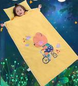 嬰兒睡袋兒童春秋冬季冬款純棉四季通用被子寶寶中大童防踢被神器【非凡】