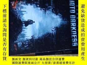 二手書博民逛書店星際迷航罕見Star Trek:Into Darkness (科