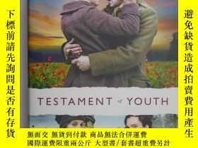 二手書博民逛書店Testament罕見of YouthY5565 Vera Br