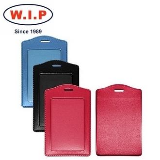 【W.I.P】雙層識別證套(直式)50入  TA0700L 台灣製 /包