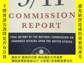 二手書博民逛書店The罕見9 11 Commission ReportY3152
