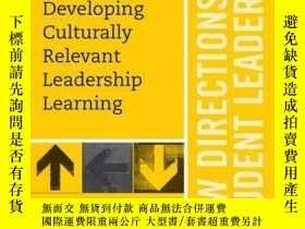 二手書博民逛書店Developing罕見Culturally Relevant Leadership Learning: New