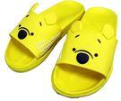 【震撼精品百貨】Winnie the Pooh 小熊維尼~維尼造型室內拖鞋