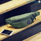 韓版休閒胸包男單肩包潮流斜挎包【洛麗的雜貨鋪】