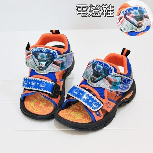 TOBOT led 電燈鞋 涼鞋 運動鞋 魔鬼氈軟膠底 兒童 橘魔法 Baby magic 童鞋 童 迪士尼 disney