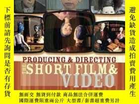 二手書博民逛書店Producing罕見And Directing The Sho