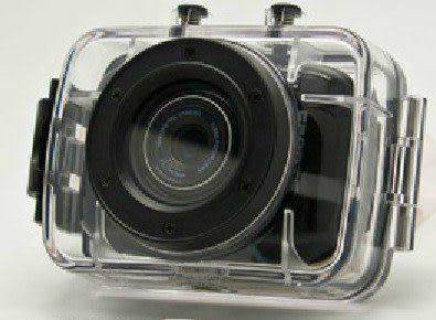 【強尼 3c】HD720P高清運動攝像機 微型迷你相機行車記錄儀防水防抖 帶觸控式螢幕