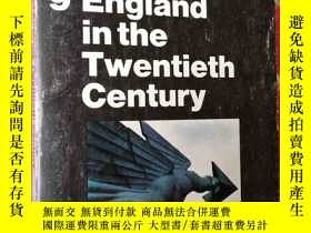 二手書博民逛書店9罕見England in the Twentieth Cent