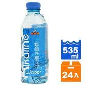 金蜜蜂 鹼性離子水 535ml (24入)/箱
