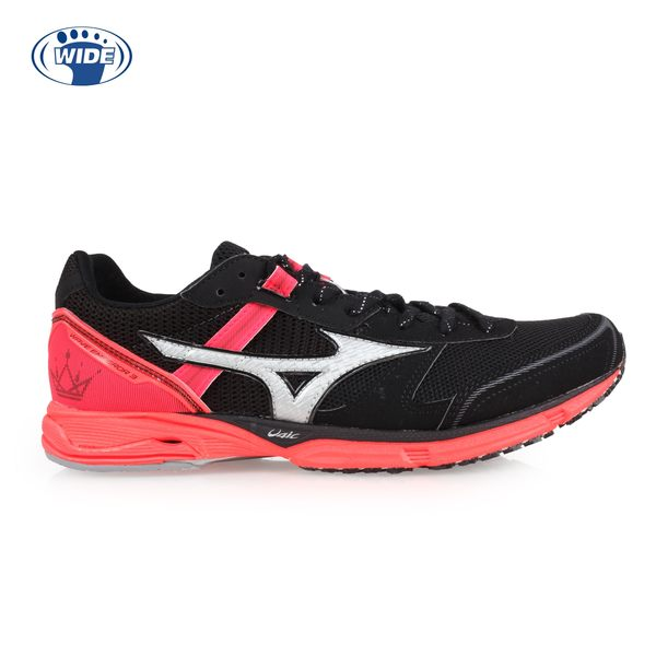 best loved 19531 097fb MIZUNO WAVE EMPEROR 3 WIDE 皇速-男路跑鞋(免運寬楦