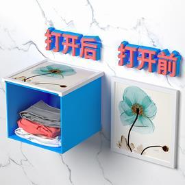 浴室洗澡放衣服神器衛生間置物架臟衣筐可摺疊家用臟衣簍收納籃子 ATF 滿天星