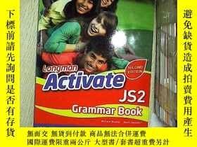 二手書博民逛書店Longman罕見activate JS2Y203004