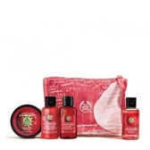 【THE BODY SHOP】草莓美髮美膚旅行組