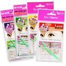 韓國進口雙眼皮貼/雙面自然長效超薄多款