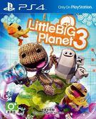 PS4-二手片 小小大星球3 中文版 PLAY-小無電玩