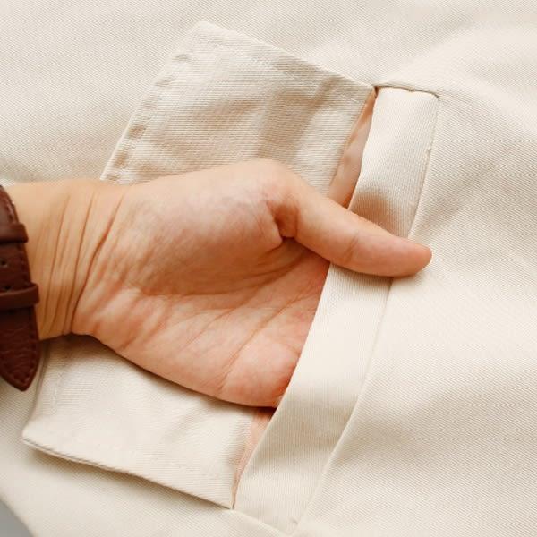 ★冬裝上市★MIUSTAR 休閒寬鬆毛邊連帽腰抽繩棉襖風衣外套(共3色)【NF5261T1】預購