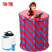 家庭蒸汽桑拿浴箱家用桑拿房汗蒸箱汗蒸房汗蒸機排汗熏蒸機 晶彩