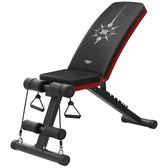 臥推凳仰臥板仰臥起坐健身器材家用腹肌板多功能折疊健身椅啞鈴凳HRYC 【免運】