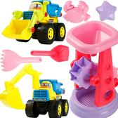 沙子玩具沙兒童寶寶挖沙套裝無毒海邊鏟子